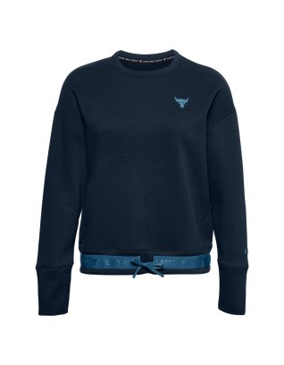 Under Armour Prjct Rock CC Fleece Crew